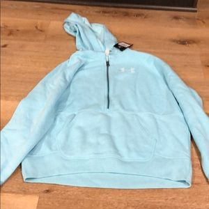 Under Armor Sweatshirt with Tags